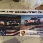 Ford GT et Porsche LMP1