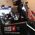 Racing Simulator - vue gauche