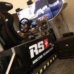 Racing Simulator - vue droite