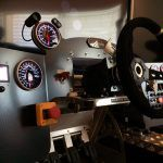 Racing Simulator - tableau de bord (dashboard)